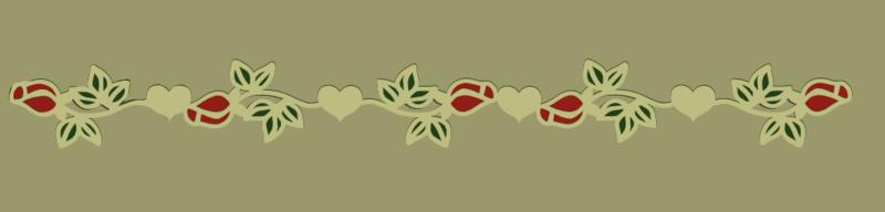Roseborder