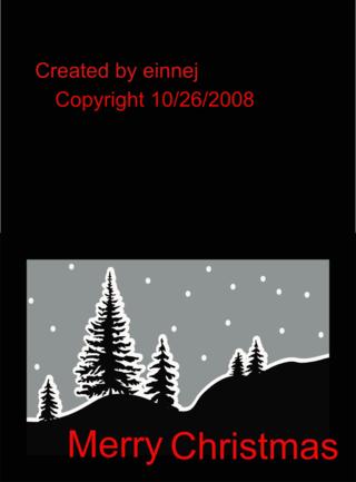 Christmastreecutaway