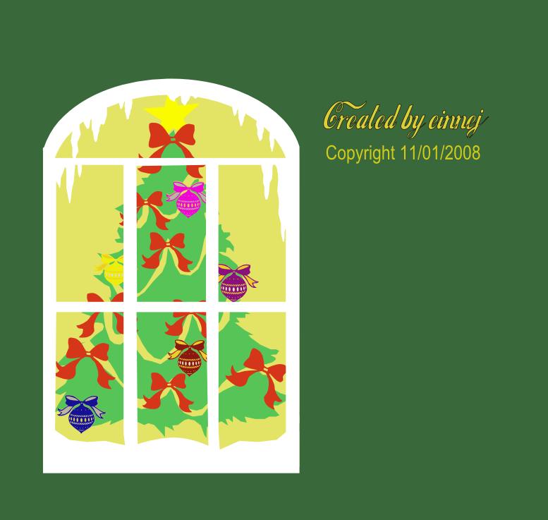 Christmastreeoverlaywindow