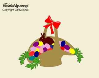 Easterbasketonly