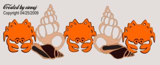 Crabborder