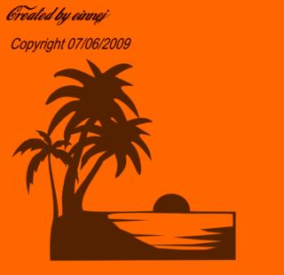 Palmtreeonbeach