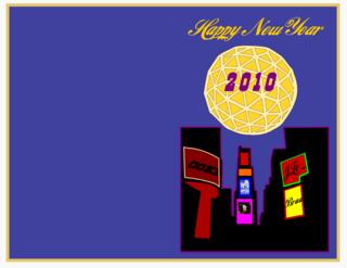 Inew year