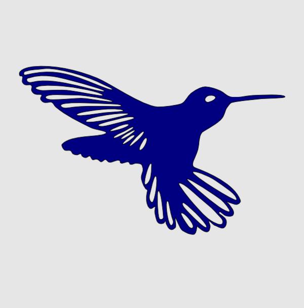 Einnej Here S The Humming Bird Design Finally