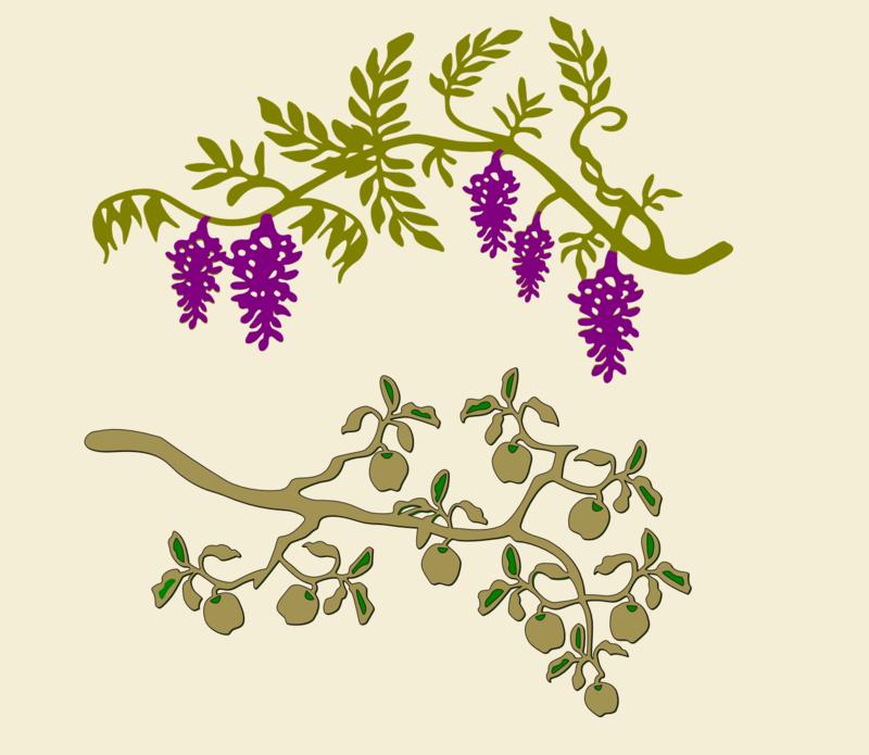 Branchborders