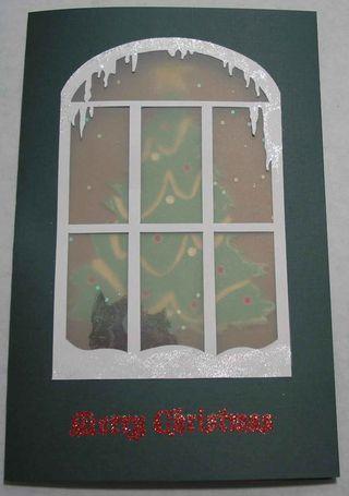 Benjamin 2009 Xmas Card Front